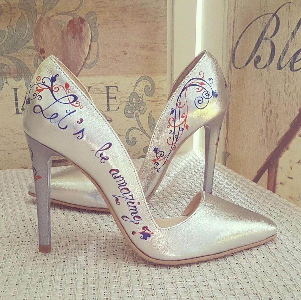 pantofi la comanda mireasa